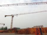 Hydraulische flache Turmkran-Fabrik angeboten mit Cer SGS