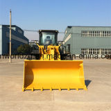 тяжелый затяжелитель колеса начала строительного оборудования 5t