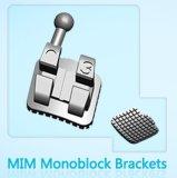 Ортодонтическая моноблочная мини Edgewise/рот/также Беларуси и кронштейны в более низкой цене