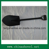 Shovel Railway Steel One Piece Steel Handle Shovel Spade