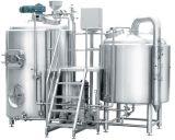 500Lステンレス鋼のターンキーマイクロ醸造装置