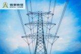 Torretta d'acciaio 132kv del trasporto di energia della torretta di angolo