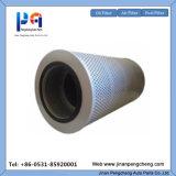 Filtro de petróleo hidráulico Krj3836 da máquina escavadora 159274A1 para peças sobresselentes Earthmoving do motor