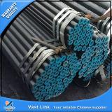 Tubo de acero de carbón de ASTM A106 para la caldera