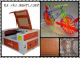 Hohe Auflösung-Laser-Gravierfräsmaschine für Gummi mit CER-FDA