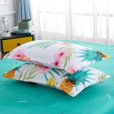 超静かに安く印刷されたポリエステル寝具セット