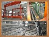 De Kooi van de Kip van Pulllet van de Grill van de Laag van het Gevogelte van de Apparatuur van de Landbouwbedrijven van de kip