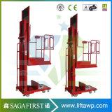 Het lucht Platform van de Lift voor de Verticale Plukker van de Orde van het Lassen