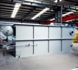 脂肪およびTss (DAF)の分解された空気浮遊機械を除去する排水処理のための分解された空気浮遊