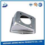 Soem-Präzisions-Aluminiumblech, das Teil mit Metallplatten stempelt