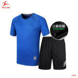 Healong Customized Sportswear Sublimation Printing Football Jersey