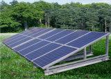 il sistema domestico solare di griglia di off/on con CC illumina il modello solare