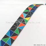 Borse unite geometriche del nastro della maniglia della cinghia del sacchetto di spalla di colori di modo