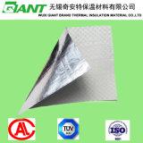 PE enduit tissé de tissu de papier d'aluminium