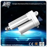 Petit Vérin linéaire, petite charge haute vitesse, 80 mm/s avec 5 kg