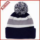 Tecidos coloridos Wholesales Inverno Beanie Hat