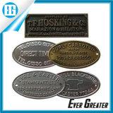 Divisa de encargo de la insignia del metal, hecha divisas del metal con su diseño