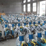 ヤギの搾り出す機械ピストン電気モーターSsバケツ