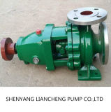 Bomba del proceso químico de la serie de Ih del estándar de ISO 2858