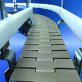 Chaîne de montage de production de &Beverage de nourriture de traiter matériel convoyeur à bande modulaire