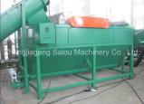 Matériel de lavage de HDPE de rebut de bouteille de Zhangjiagang