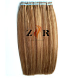 O plutônio grava a extensão do cabelo européia/amostra indiana/brasileira do cabelo disponível