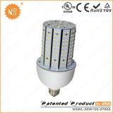 Luz del maíz de la modificación del lumen de la lámpara del maíz de 360 grados LED alta