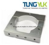 Usinage de pièces de précision CNC personnalisé pour plaque en aluminium