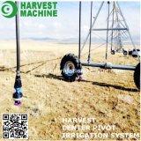 Sistema de irrigación grande de la maquinaria de granja del agua de la regadera de la cobertura de la agricultura