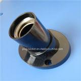 E27 Bakelite Shell Aluminio recubierto portalámparas (L-110)