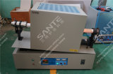 Forno de tubo de laboratório de forno de tubo rotativo 1600c