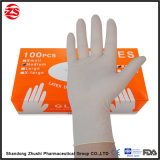 무료 샘플 의학 장갑 외과 유액 검사 장갑 가격
