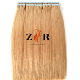 PU는 유럽어 인도어 머리 연장 또는 유효한 브라질 머리 견본을 끈으로 엮는다
