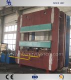 Grande tipo de frame máquina Vulcanizing da placa com qualidade superior