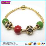 Il modo su ordinazione di alta qualità borda il fascino per i braccialetti di cerimonia nuziale