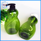 Бутылка 1000ml шампуня брызга личной внимательности пластичная