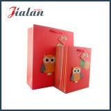 Bolsa de papel vertical de alta calidad con alta calidad