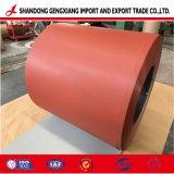 Farbe Matt-PPGI beschichtete galvanisierten Stahlring für Gebäude