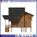 Chambre préfabriquée modifiée moderne confortable de soleil de conteneur