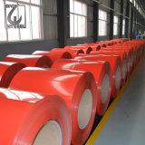Bobina de aço galvanizado revestido a cores/ PPGI com filme de PVC