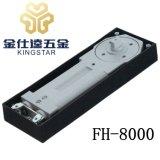 高品質の経済的なフロア・ヒンジのばねのドアクローザーFH-8000ガラスのハードウェア