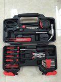 O melhor jogo de ferramenta básico de venda quente do jogo de ferramenta do jogo de ferramentas 39PCS carreg a caixa da caixa do sopro