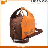 Sacchetto alla moda del dispositivo di raffreddamento della spalla del Tote delle borse del congelatore del neoprene di alta qualità