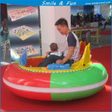 Parc de loisirs pour les adultes et enfants de 2 à 3 personnes d'alimentation 24V 55Ah non bouclier gonflable Voiture de brosse