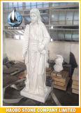 Statue personnalisée sculptée à la main de Sainte-Barbara