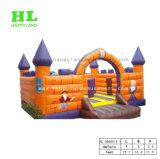 Bouncer di salto gonfiabile di sembrare del castello