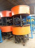 プレキャストされた構築のPumpcrete機械携帯用具体的なミキサー350L鍋の混合物