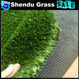 Gramado artificial 10mm de China com obscuridade - cor verde