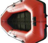 Opblaasbare Draagbare Grootte 200330cm van de Vissersboot