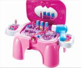 Het Vastgestelde Stuk speelgoed van het Spel van de kruk voor Dame Makeup Beauty Dream